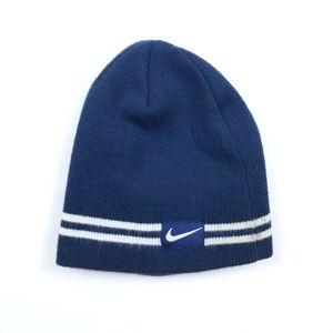 VTG 90's 00's Nike Usa Olympic Logo Beanie Hat